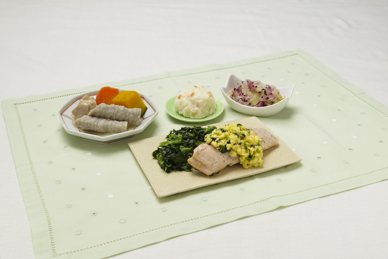 やわらか食(定期コース21食)