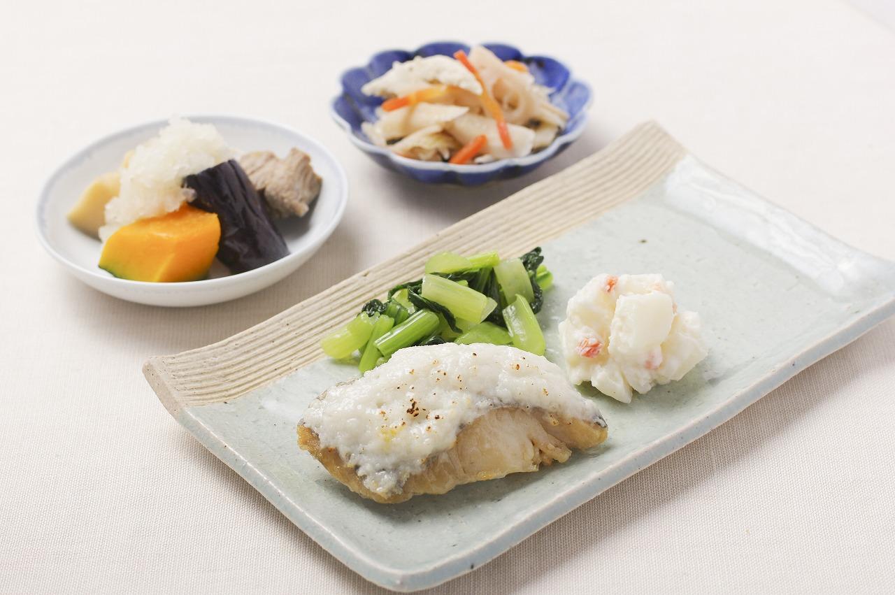 人工透析食(たんぱく調整食20g)定期コース6食