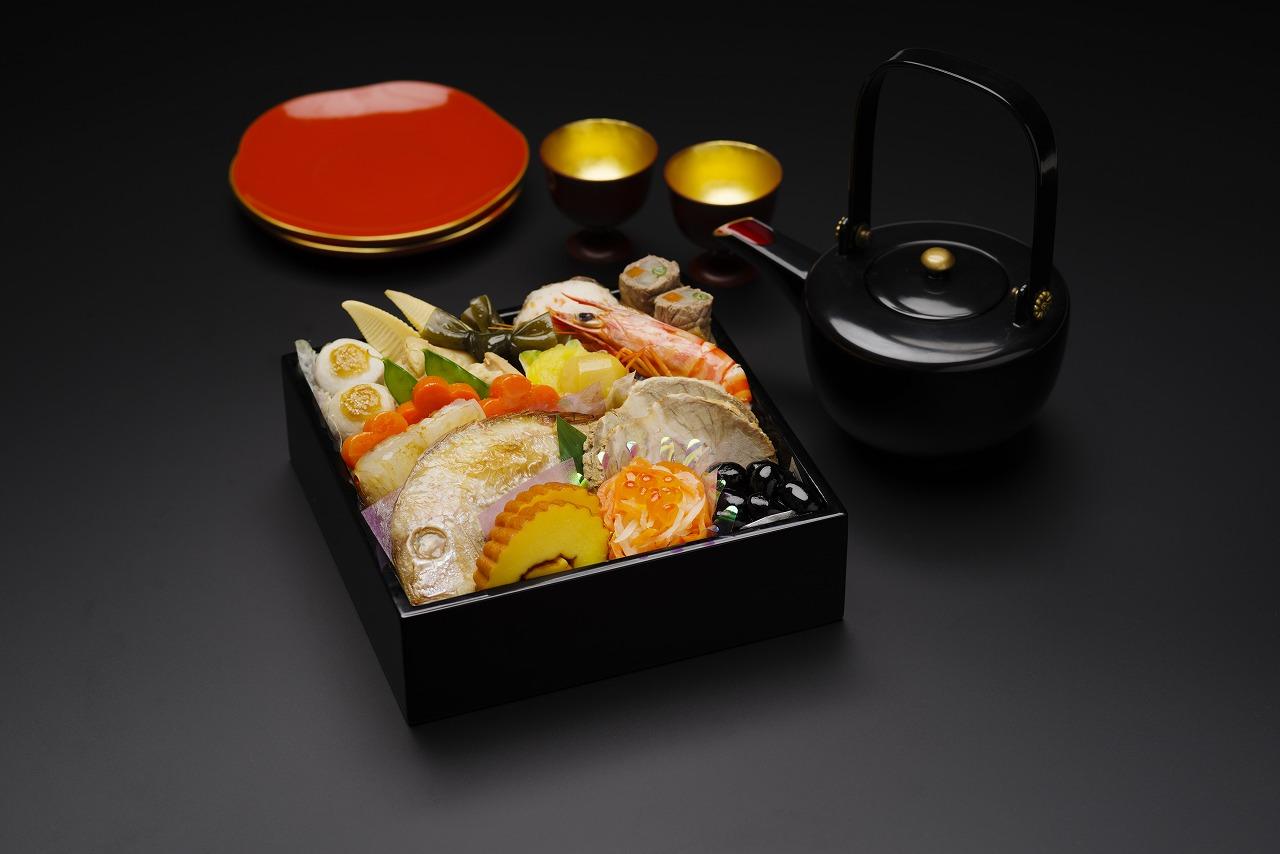 低たんぱく・減塩お節料理(イメージ写真)