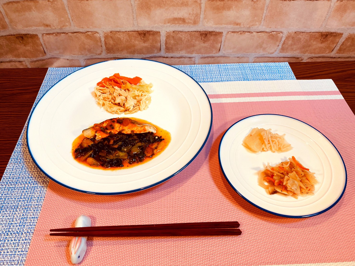 糖尿病食(カロリー制限食240)定期コース6食