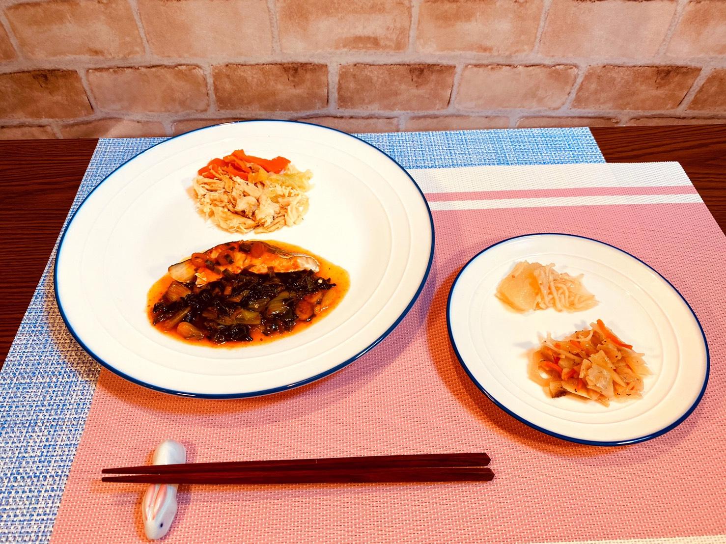 糖尿病食(カロリー制限食200)定期コース6食