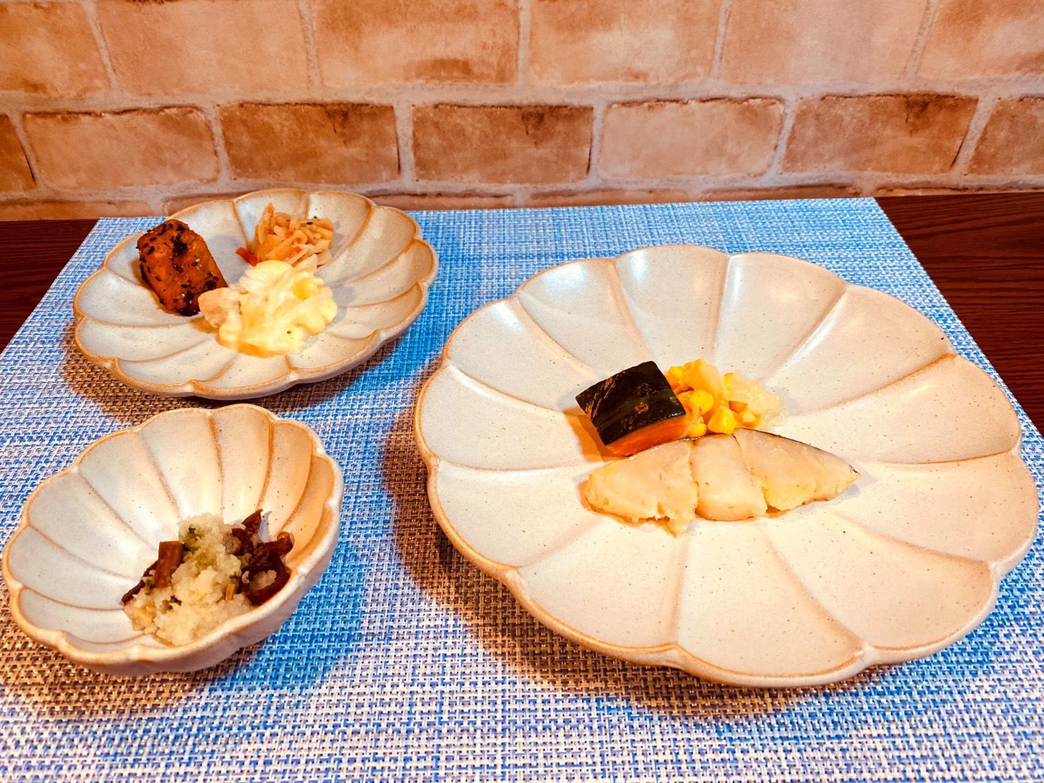 カロリーたんぱく調整食(定期コース6食)